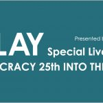 【WOWOWラベル&セトリ】GLAY Special Live 2020 DEMOCRACY 25th INTO THE WILD Presented by WOWOW